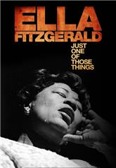 Ella Fitzgerald: Just One of Those Things (2019) 1080p Poster