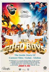 The Go-Go Boys: The Inside Story of Cannon Films (2014) Poster