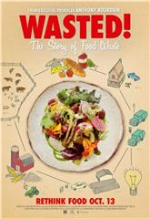 Wasted! The Story of Food Waste (2017) 1080p Poster