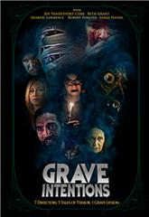 Grave Intentions (2021) Poster