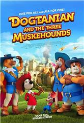 Dogtanian and the Three Muskehounds (2021) 1080p Poster