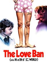 The Love Ban (1973) Poster