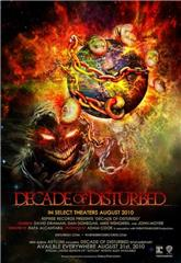 Decade of Disturbed (2010) Poster