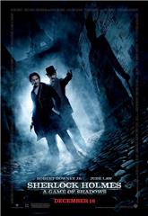 Sherlock Holmes: A Game of Shadows: Out of the Shadows (2011) Poster