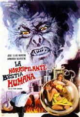 Night of the Bloody Apes (1969) 1080p Poster