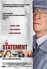 The Statement (2003) 1080p Poster