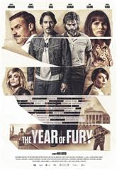The Year of Fury (2020) Poster