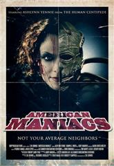 American Maniacs (2012) 1080p Poster