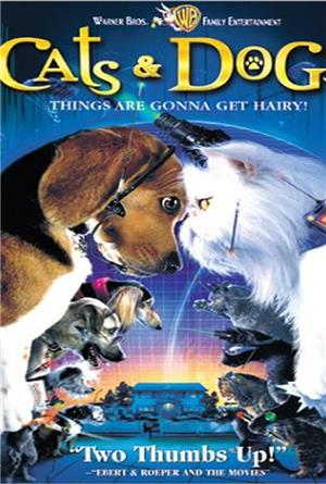 Cats Dogs 2001 Poster